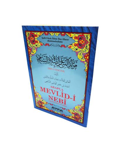 025 - Mevlid-î Nebî Arapça