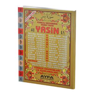 014 – Rahle Boy 41 Yasin-i Şerif - Türkçeli