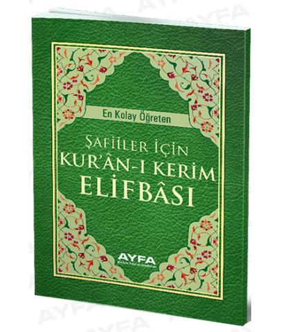 013 Yeşil - Şafi Kuran Elifbası