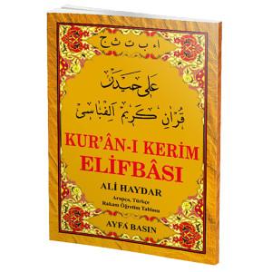 015 - Ali Haydar Elifbası