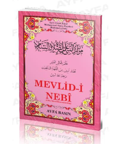 Mevlid i Nebi Haydari Kodu: 024