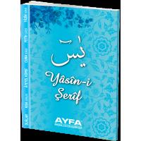 094 MAVİ - ÇANTA BOY TÜRKÇELİ 80 SAYFA YASİN