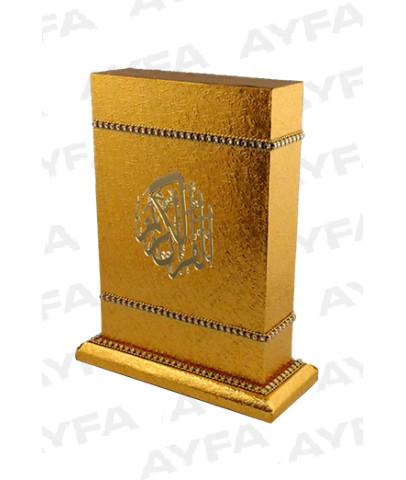 192 GOLD - MAKETLİ KURANI KERİM ORTA BOY