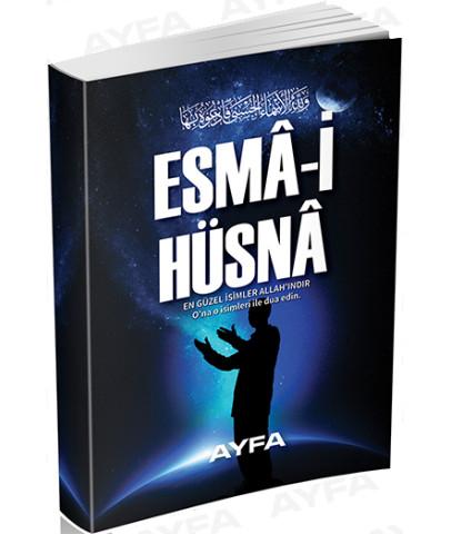 Esma-i Hüsna En Güzel İsimler Allah'ındır Cep Boy Kodu : 502