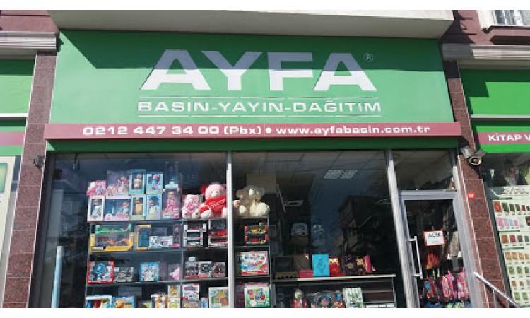Ayfa Basın - Mağaza